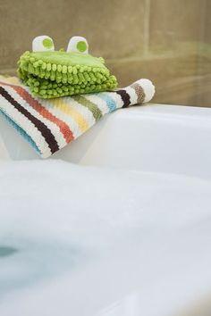 Come fare guanto scrub