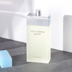 Dolce & Gabbana Light Blue Eau de Toilette Spray, Perfume for Women, Oz Dolce And Gabbana Fragrance, Joy Of Living, Big Bottle, The Embrace, Thing 1, Perfume, White Roses, Great Gifts, Light Blue