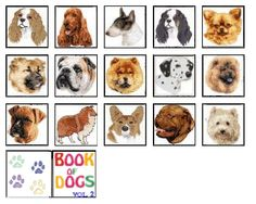 Book Of Dogs #2
