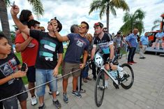 Gallery | Etixx - Quick-Step Pro Cycling Team | tour de San Luis | stage 4 | selfie with Cav