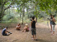 #moteuraction #colo #summercamp #ete #2015 #cinema #tournage