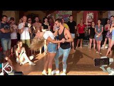 Bachata Tanz verlieren Gewicht