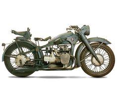 BMW R 12 Army (1938)
