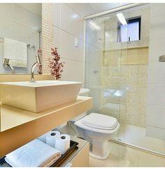 Casa Clean, Corner Bathtub, Interior Inspiration, Toilet, Instagram Posts, Home, Bathroom Ideas, Blog, Bathroom Sinks