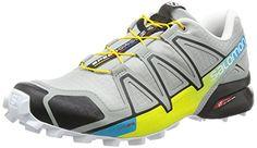 Salomon Speedcross 4, Chaussures de Running Entrainement homme