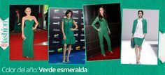 Y el color Pantone® del año es... ¡el verde esmeralda! #HOLAfashion #tendencias
