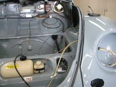 This article was contributed to 1967beetle.com by Jeremy Goodspeed ofGoodspeedmotoring.com. The vintage Volkswagen community thanks you! The basic wiring