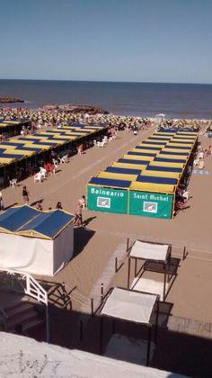 Playa #Mardelplata