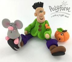 Sculpey III Frankenstein and Friends