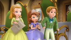 sofia the first sofia and amber - Google Search