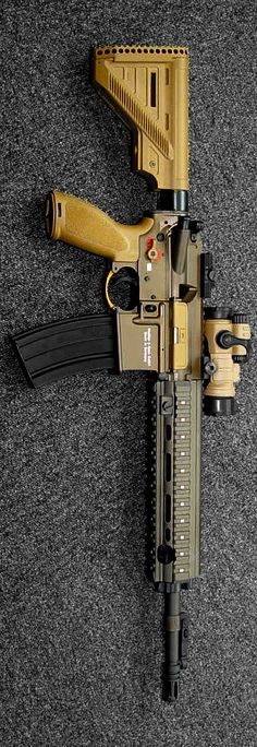 HK416A5 - shaaaawheeeet! - Help Us Salute Our Veterans by supporting their businesses at www.VeteransDirectory.com, Post Jobs and Hire Veterans VIA www.HireAVeteran.com Repin and Link URLs