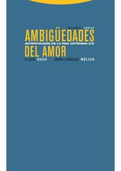 Ambigüedades del amor -