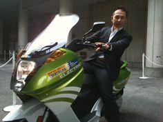 Vecrix e-bike