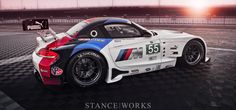 StanceWorks - LeMans - BMW Team RLL Completes 2013 Season