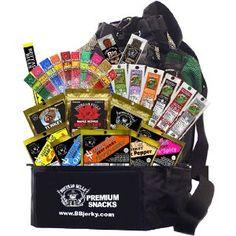 Buffalo Bills 40-Piece Sampler Backpack Gift Cooler - Makes A Great Easter Basket & Gift #easter #giftbasket
