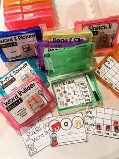 Phonics Task Cards for Kindergarten {SHORT A)