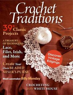 Crochet traditions, Free book