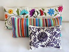 Resultado de imagen para como hacer bordado mexicano