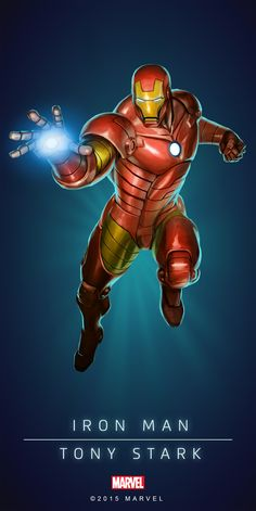 Iron Man Model-35 Poster-02