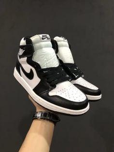 8acf6b1ef39cae Cheap Air Jordan 1 Retro High AJ1 Unisex AAA White Black shoes Only Price   58 To Worldwide and Free Shipping WhatsApp 8613328373859