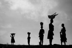 Akwida people by Popiart, via Flickr