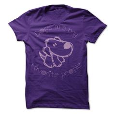 ***Just release - Not in stores *** Only 19$ - Buy it at: http://www.sunfrogshirts.com/Dogs-Are-My-Favorite-People-ladies-purple.html?12018 * t-shirt * clothes * clothing * dog * lovely dog * dogs * dogs are my friend * dogs are favorite people *