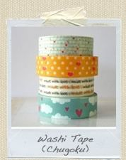 Fun Washi Tape Japanese Masking Tape, Paper Tapes, Cute Korean Stationery, Decorative Tapes : cutetape