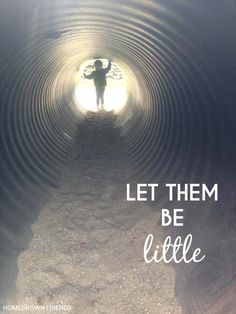 Let My Children Be Little