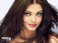 Indian Actress Aishwarya Rai's makeup - makeup Photo