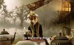 Image result for tim burton march hare