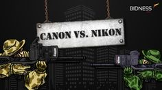 The Photographic Product industry is dominated by Nikon Corporation #NINOY and Canon Inc. #CAJ