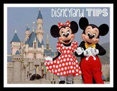 A few Disneyland tips...