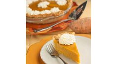 7. Old-Fashioned Sweet Potato Pie