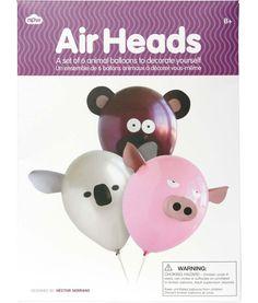 AIRHEADS - balloons