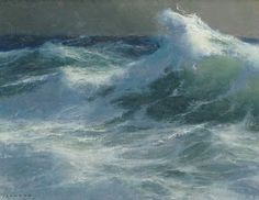 American painter Don Demers (born 1956)