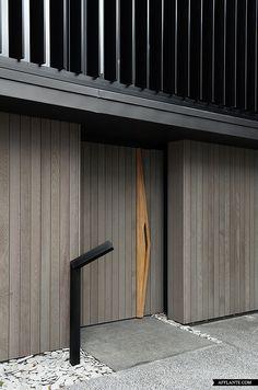 Lucerne House // Daniel Marshall (Door Detail)