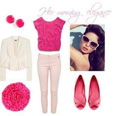 Pink Elegance !