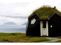 Green Roof - Faroe Islands