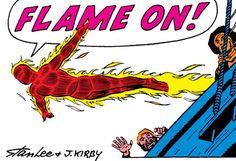 Comic Panel by Jack Kirby Mister Fantastic, Fantastic Four, Marvel Heroes, Marvel Comics, Comic Art, Comic Books, Jack Kirby Art, Comic Book Panels, Invisible Woman