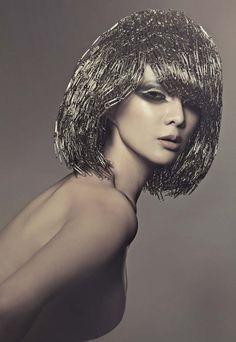 www.esteticamagazine.es |  Créditos Peluquería: Sam Kuo & Michelle Wu at Ecouter Hair Salon Foto: Yenjung Chian & Gary Huang Maquillaje: Yi-Wen Elaine Chen