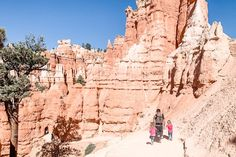 The Best Places to Explore (  Best Views) in Bryce Canyon Utah - CS Ginger Visit Utah, Visit Arizona, Sedona Arizona, Bryce Canyon Hikes, Tuolumne Meadows, West Coast Road Trip, Camping Set, Cannon Beach, Beautiful Park