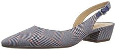 Naturalizer Womens Banks Pump Plaid 9 M US * To view further for this item, visit the image link. (This is an affiliate link)