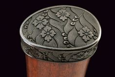 Lot: A scarce akagi tsuka tanto, Lot Number: 0274, Starting Bid: €11,000, Auctioneer: Czerny's International Auction House, Auction: Autumn Sale of Fine Antique Arms & Militaria, Date: September 17th, 2016 MSK