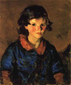 Mary Ann Caferty Robert Henri