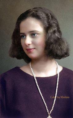 Princess Ileana of Romania   Принцесса Илеана Румынская — мл…   Flickr