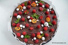 Tarta cu zmeura si ciocolata ganache fara coacere Savori Urbane Food Photography, Cheesecake, Gluten, Cooking Recipes, Baking, Desserts, Clipuri Video, Sweet, Instagram