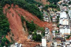 Landslides in Brazil - The Big Picture - Boston.com