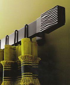 The Designer Insider: Houles Drapery Rods