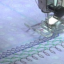 Bernina eBook-Stitch Manipulations Sewing Machine Stitches, Free Machine Embroidery Designs, Machine Quilting, Free Motion Quilting, Quilting Tips, Quilting Tutorials, Bernina 880, Sewing School, Sewing Hacks