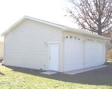 1000 images about gable garages on pinterest garage for Reverse gable garage